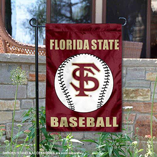 Florida State Seminoles Baseball Garden Flag and Yard Banner