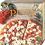 Amy's Frozen Margherita Pizza, Hand-Stretched Crust, Single Serve, 6.2-Ounce
