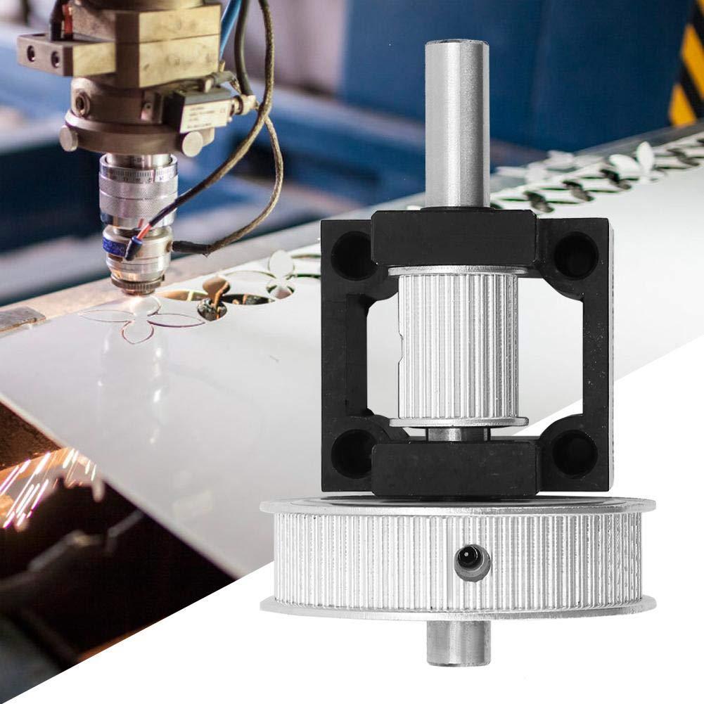 X&Y-Shaft Tensor X&Y Reducción Polea Rueda Sincrónica Metal 9 mm ...