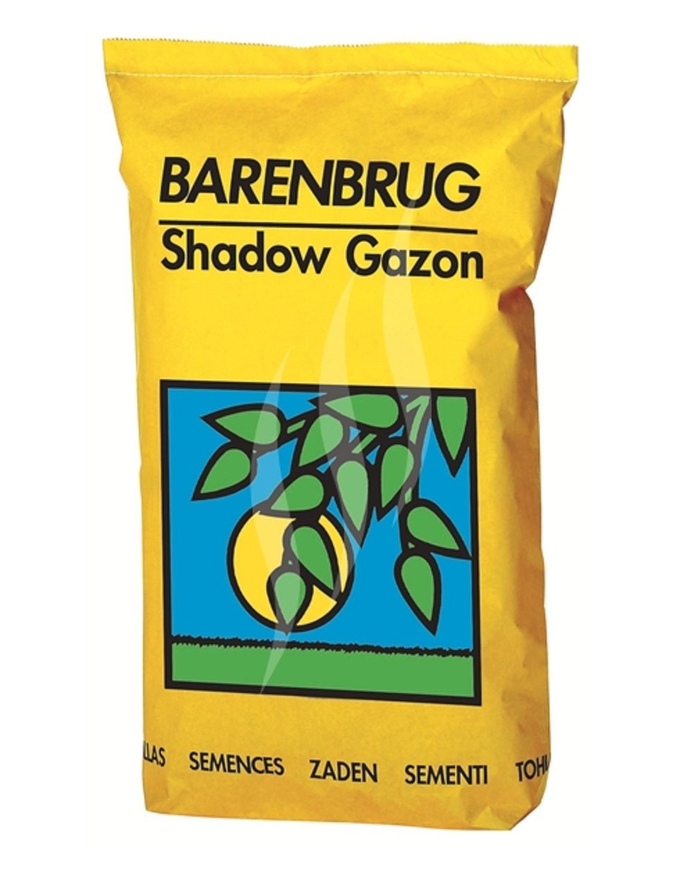 Rasensamen Barenbrug Shadow 15 kg - Great in Grass - Schattenrasen Grassamen