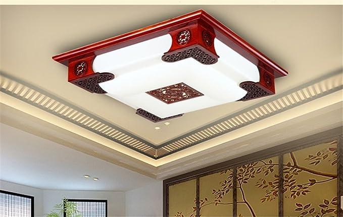 Modern led pendant flush mount ceiling fixtures light modern chinese
