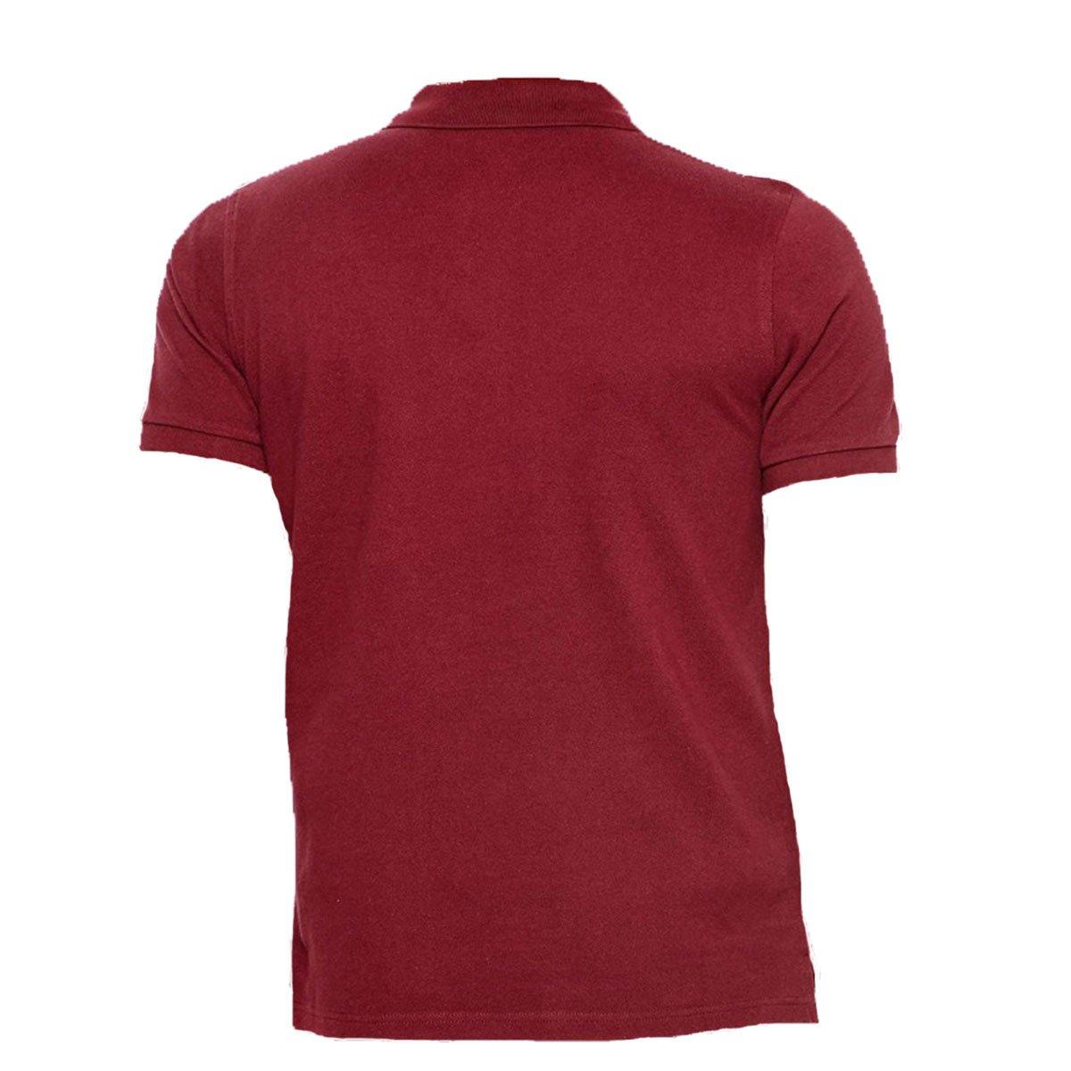 Carhartt Slim Fit Polo Rd Red L: Amazon.es: Ropa y accesorios