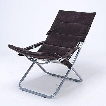 Xuan - worth having Grigio Scuro Chaise Longue Pieghevole Pranzo ...