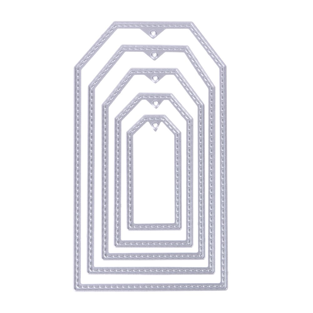 Demiawaking Carving Plaque Series Set Cutting Dies Stencil for DIY Stamp Photo Scrapbooking Album Card Making Embossing Template Decorative Scrapbook