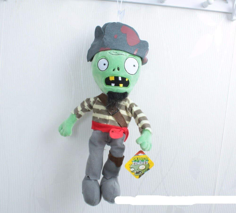 RAFGL 5Pcs/Lot Plants Vs Zombies Plush Toys Soft Stuffed Toys 30Cm DIY PVZ Zombies Plush Toy Doll for Kids Children Xmas Gifts Sa1219 Must Have Toys 5 Year Old Girl Gifts Boys Favourite Characters by RAFGL