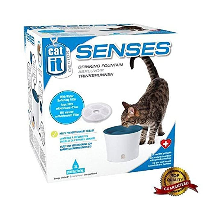 Amazon.com: CATIT Senses fuente potable de diseño, con ...