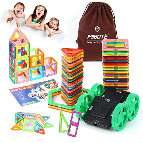 Magnetic Building Educational Stacking Mibote 45 product image
