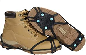 Due North V3551070-O//S Ice Cleats,Heel//Mid-Sole Coverage,Pr