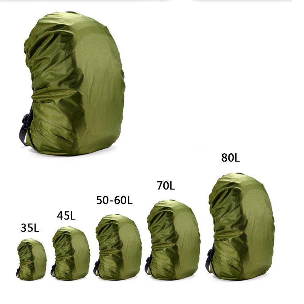 Cubierta impermeable para mochila para caminar al aire libre camping de Rungao