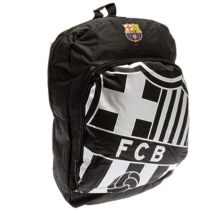 Amazon.com: FC Barcelona – Authentic la Liga Negro Mochila ...
