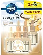 Ambi Pur 3Volution Plug In Refill Twin Pack Vanilla Bouquet (2 x 20 ml)