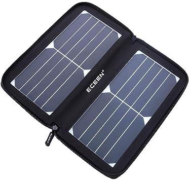 Amazon.com: Lumiere - Cargador solar USB de 10 W y 5,5 V ...