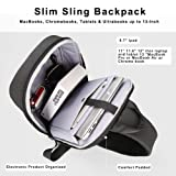 "Slim Laptop Sling Backpack, up to 13.3"" Business"