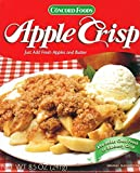 Concord Foods Apple Crisp Baking Mix (Pack of 2) 8.5 oz Boxes
