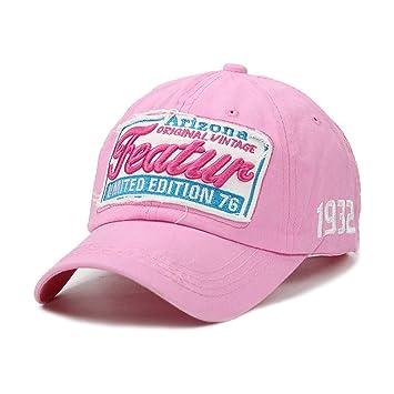 Wxtreme Gorras de béisbol británicas clásicas Sombreros para ...