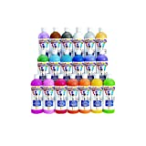 Colorations SWTALL Colorations Simply Washable Tempera Paints, 16 oz. (Pack of 19)