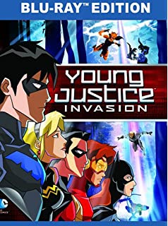torrent young justice invasion season 2
