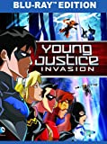Young Justice: Invasion (Season 2) (DVD-R) [Blu-ray]
