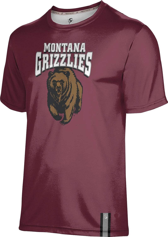 Solid ProSphere University of Montana Mens Performance T-Shirt