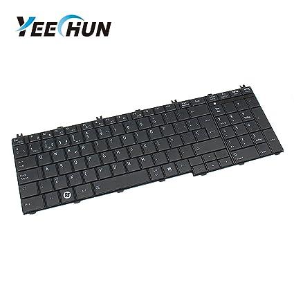 NEW Toshiba L750 L750D L755 L755D L770 L770D L775 L775D Keyboard Spanish Latin