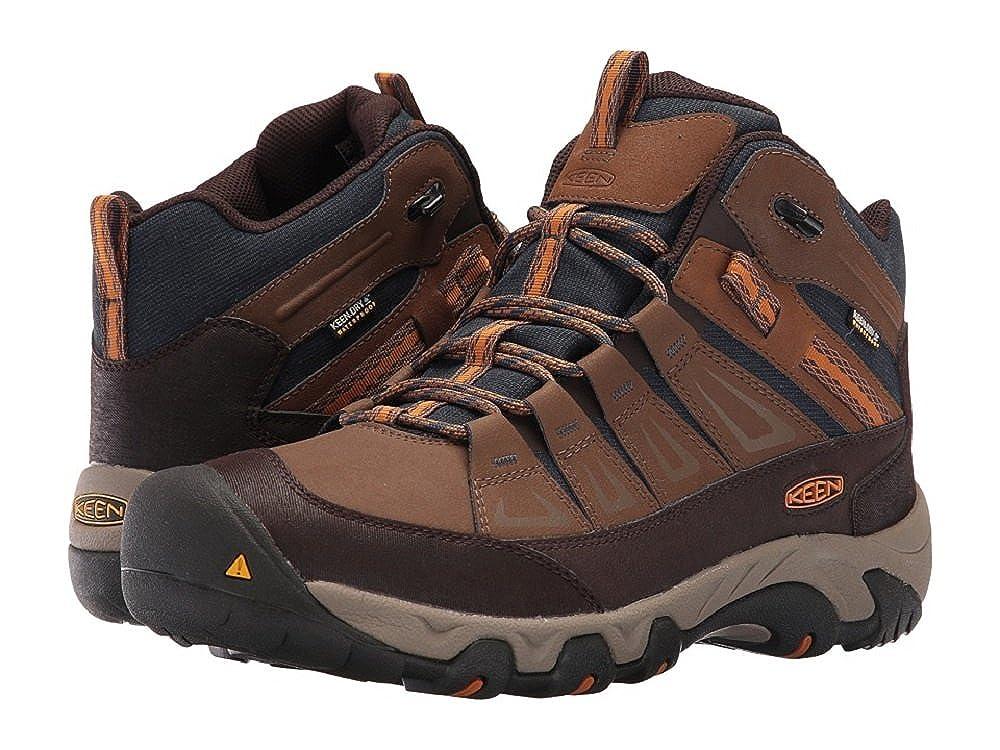 89b40135c6d Keen Men's Oakridge Mid Polar WP Hiking Boots