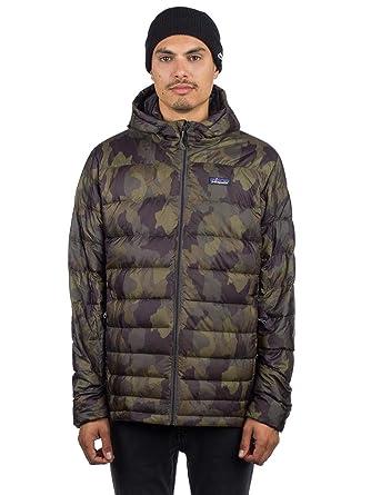Patagonia Hiloft Sweater Hoody Jacket Men Jacke mit Kapuze