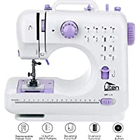 AGM Portable Uten 12 Stitches 2 Speed Heavy Duty Sewing Machine