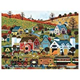 Ceaco Jane Wooster Scott Journeys of The Heart Puzzle (550 Piece)
