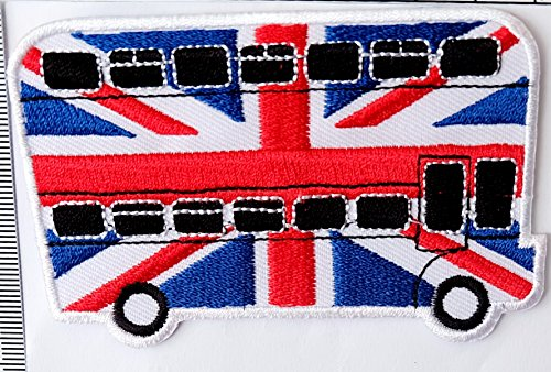 london-bus-iron-on-patch-embroidered-sewing-for-t-shirt-hat-jean-jacket-backpacks-clothing-ships-and