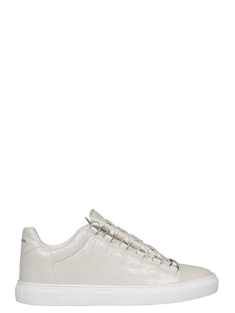 Balenciaga - Zapatillas para Hombre Beige Beige IT - Marke Größe, Color Beige, Talla 44 EU: Amazon.es: Zapatos y complementos
