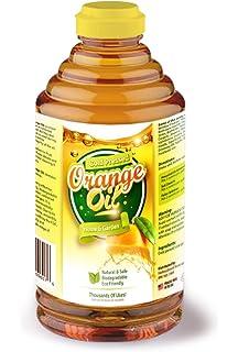 Amazon orange guard 103 water based indooroutdoor home pest pure cold pressed orange oil concentrate 32 oz d limonene solutioingenieria Image collections