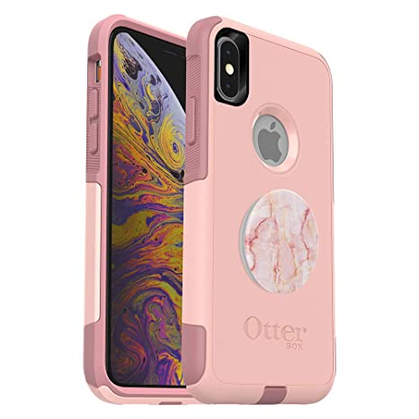 online store a6edc 9a6fb Amazon.com: OtterBox Commuter Series Case for iPhone Xs & iPhone X ...