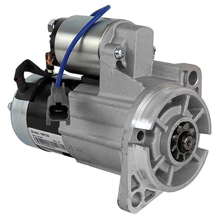 amazon com: new starter fits komatsu forklift fg25c-14 fg25sht-14 fg25t-14  fg28ht-16 fg28sht-16: automotive
