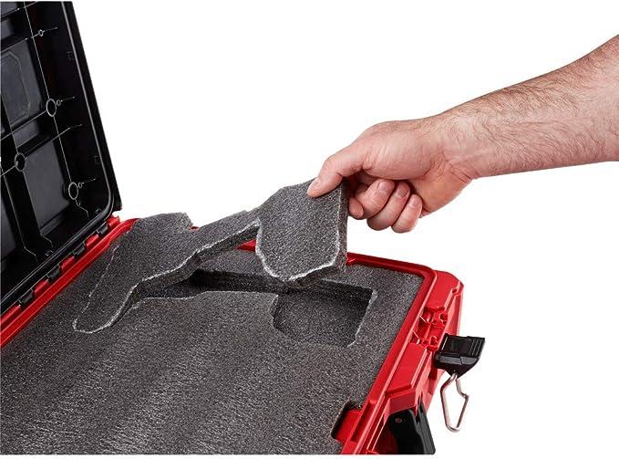 Milwaukee 48-22-8450 caja de herramientas con inserto de espuma: Amazon.es: Bricolaje y herramientas