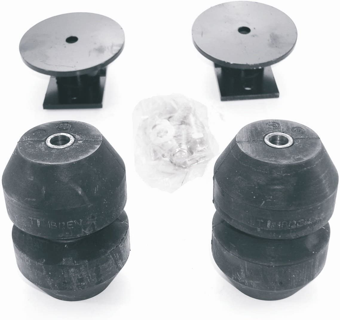 Timbren DR250 Rear Rubber Bump Stop Helper SES Kit DODGE