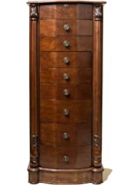 015de1126 Hives and Honey 2417-654 Henry IV Jewelry Armoire, 39.75