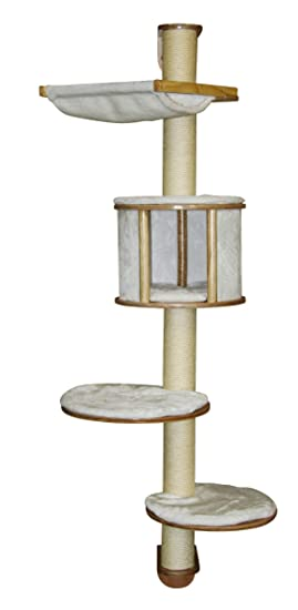 Kerbl Árbol rascador de Pared DOLOMIT 168 x (75) cm
