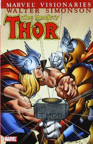 Thor Visionaries - Walter Simonson, Vol. 1