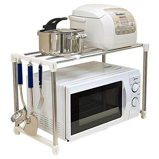 YGLight Cocina Microondas Horno Estante Colgante Cocina ...