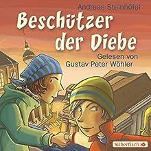 Beschützer der Diebe Hörbuch von Andreas Steinhöfel Gesprochen von: Gustav-Peter Wöhler