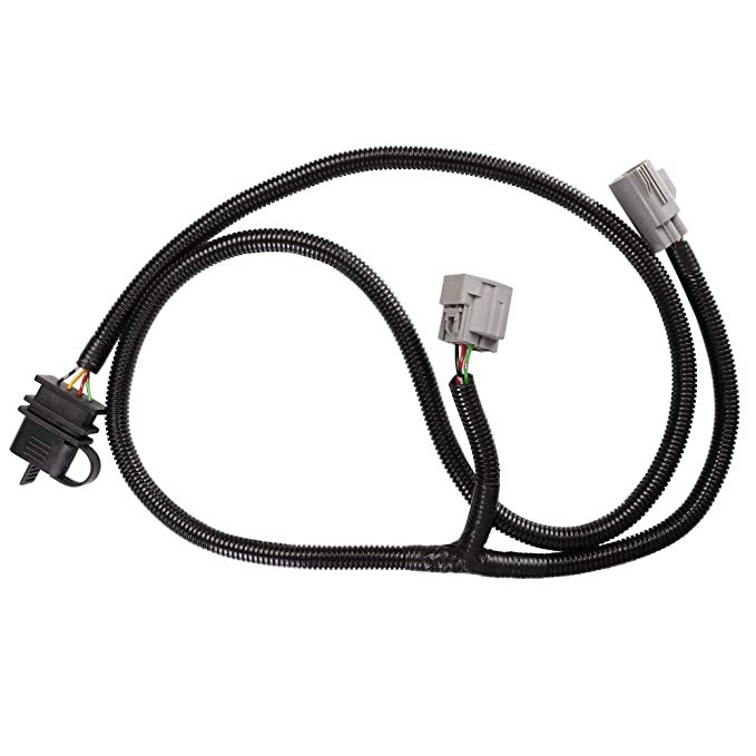 Amazon Com Xinyou Jeep Wiring Harness Jeep Jk Trailer Wiring