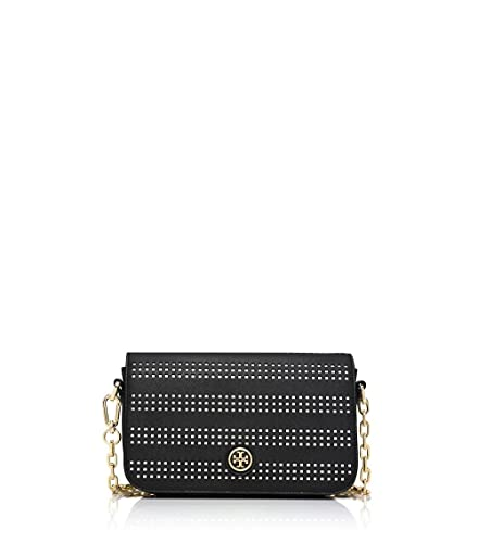 a244502d6c2 Tory Burch Robinson Perforated Adjustable Shoulder Bag