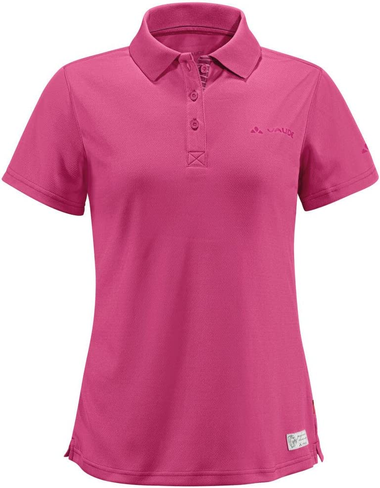 VAUDE Womens Marwick Polo Shirt lily