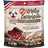Loving Pets Totally Grainless Chicken & Cranberry Recipe Sausage Bites For Dogs (1 Pack), 6 Oz For Sale