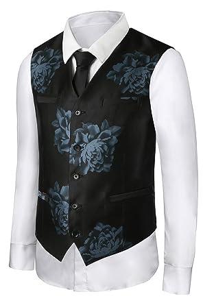 Hanayome Men S 18th Century Retro Style Dancing Party Waistcoat Suit