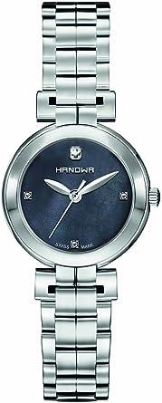 Hanowa Mujer Reloj Swiss Made Set con pulsera 16 – 8006.04.007set: Amazon.es: Relojes