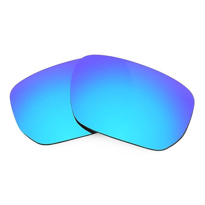 Revant Lentes polarizados para Oakley Style Switch (Azul Hielo) MirrorShield®