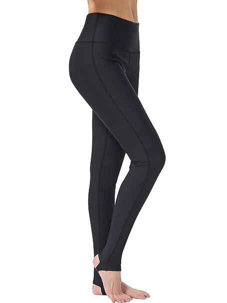 Amazon.com: puutiin - Pantalones de yoga para mujer con ...