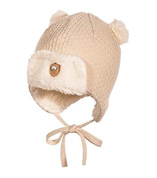 5e94d1e815d Baby Boy Boys Knitted Hat Winter Autumn Cap Size 6 9 12 18 24 Months ...