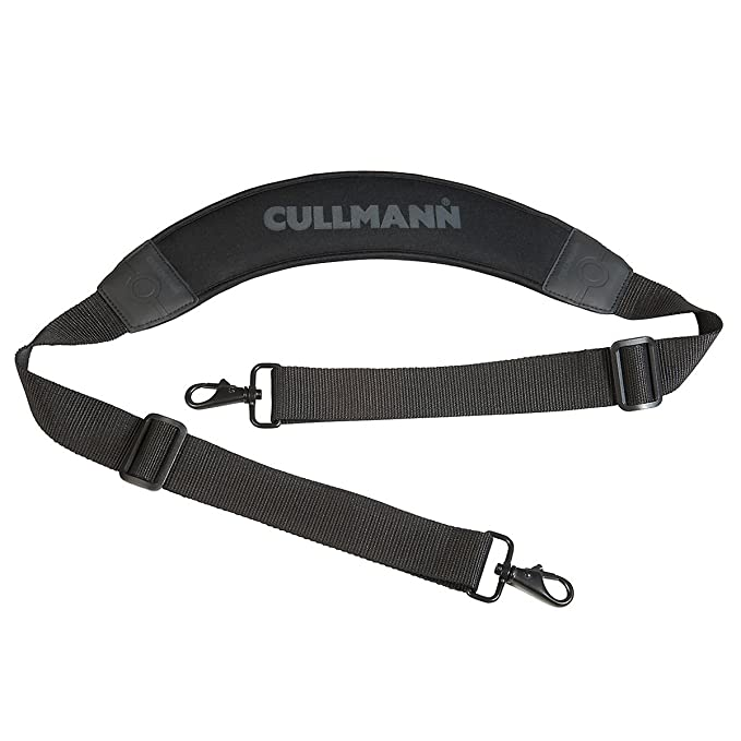 Black Cullmann shoulder neck camera Strap 600